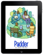 Padder Cover issue 2