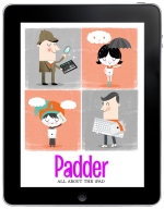 Padder Cover issue 4